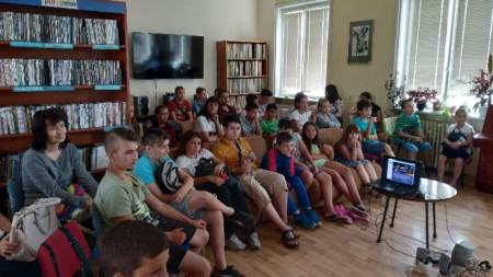 Деца от всички възрасти ще могат да се занимават с кино в новия клуб