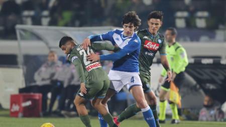 Сандро Тонали (№4) ще играе в Интер.
