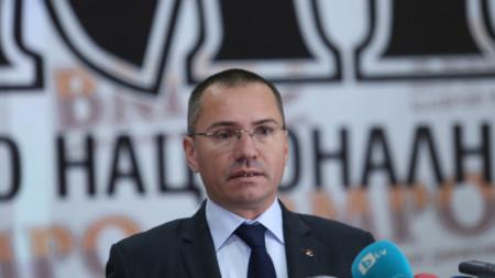 MEP Angel Dzhambazki