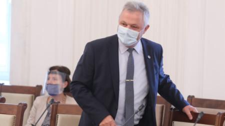 Pllamen Manushev