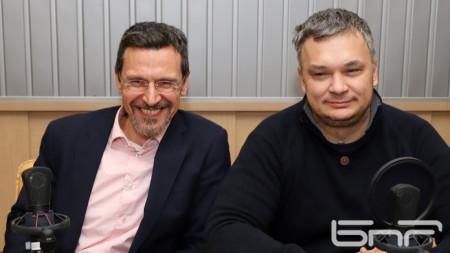 Боян Иванчев и Марин Пенков