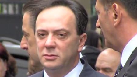 Бившия директор на Управлението за сигурност и контраразузнаване Сашо Миялков бе задържан на 20 ноември 2018.