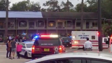 Нападението в Талахаси, щата Флорида, бе извършено в късния следобед в петък.