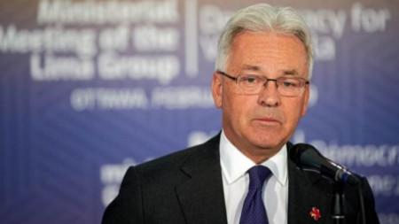 Британският държавен министър за Европа и Америка Алън Дънкан подаде оставка
