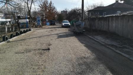 Улицата, водеща към Детска градина