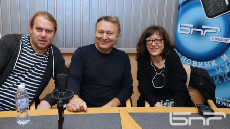 Андреас Хофмайр, Владимир Джамбазов, Марина Лудеман