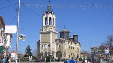 Изглед от град Свищов