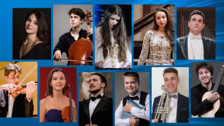 Номинираните за Млад музикант на годината 2020