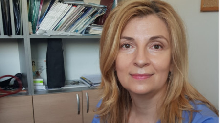 Д-р Елина Смилкова