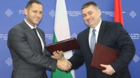 Александр Манолев и Олег Кравченко