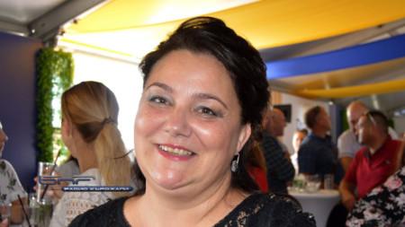 Диана Овчарова, кмета на Ивайловград
