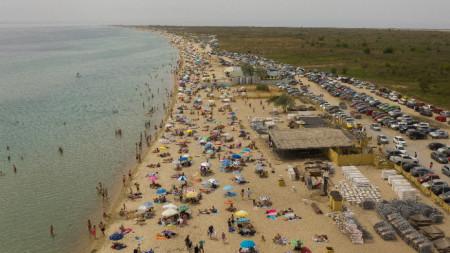 Гърция, плаж Епаноми