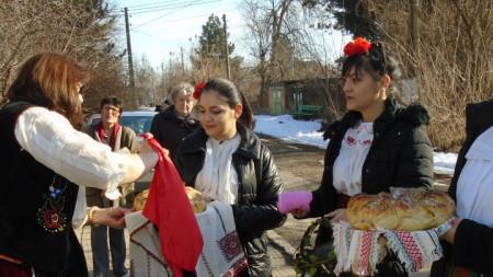 Бабинден в Ново село