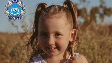 Снимка на изчезналата Клео Смит, разпространена от полицията на Западна Австралия.