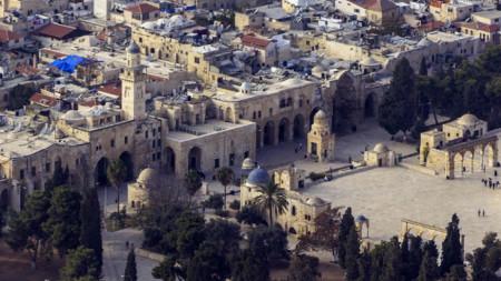Изглед от Йерусалим