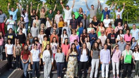 Новият випуск учители в програма