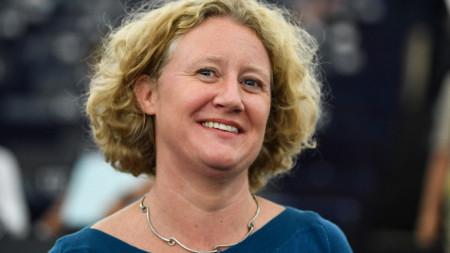 Холандската депутатка от партията на Зелените Юдит Сархентини