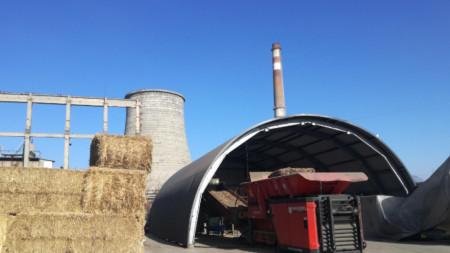 ТЕЦ-Сливен има право да гори 16 000 тона RDF и биомаса годишно