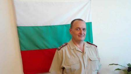 Полковник Венелин Георгиев