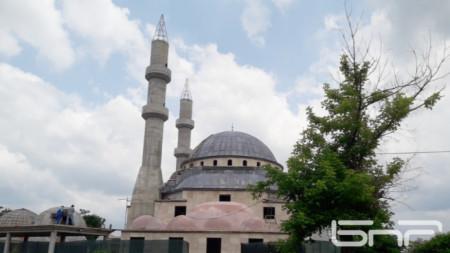 Нова джамия в Кърджали