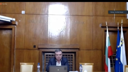 Заместник - кметът Красимир Стойчев