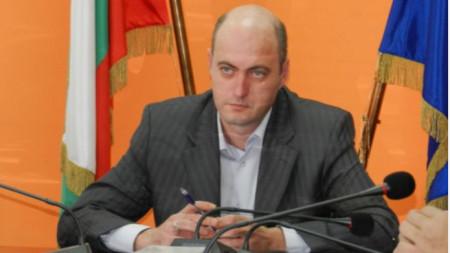 Prefekti i Qarkit të Vidinit Momçill Stankov