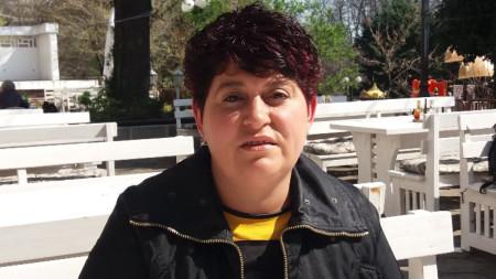Веселина Петкова, мед. сестра
