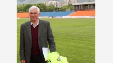 Михаил Желев