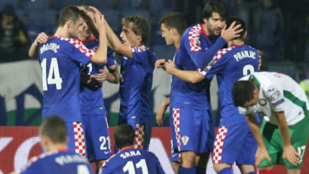 Хърватите се надяват на успешно представяне на европейското първенство