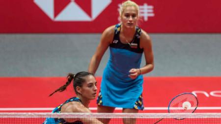 Стефани и Габриела Стоеви