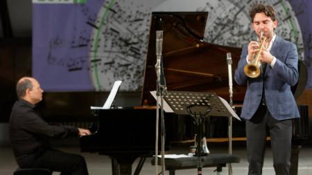 Импресия за тромпет - Мирослав Петков - тромпет и Боян Бъчваров - пиано