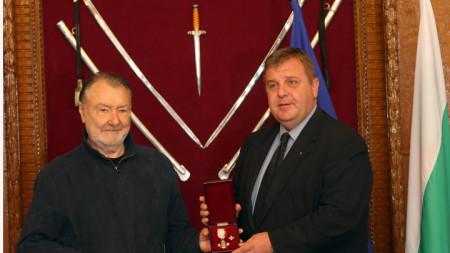 Васил Михайлов и Красимир Каракачанов