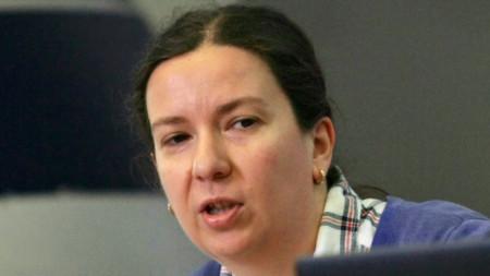 Ива Лазарова, ИРПС