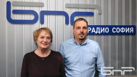 Райна Константинова и Николай Петров
