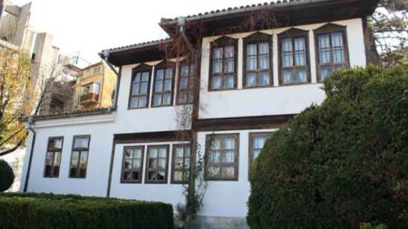 Къщата-музей на Добри Войников в Шумен