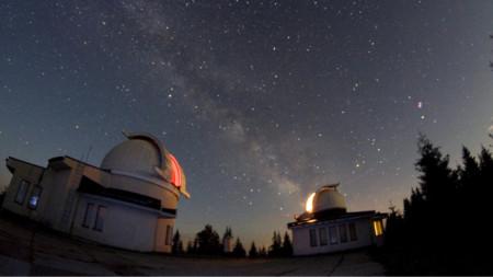Националната астрономическа обсерватория Рожен
