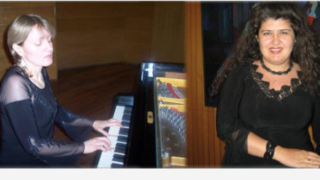 Радмила Петрова – Кръстева и Даниела Андонова