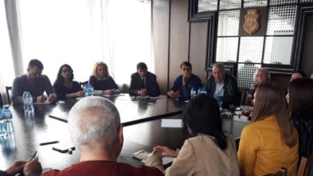 Поредната среща институциите, ангажирани в борбата срещу дрогата се проведе преди дни във Видин
