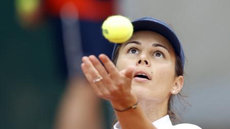 Цветана Пиронкова за момента е в квалификациите.