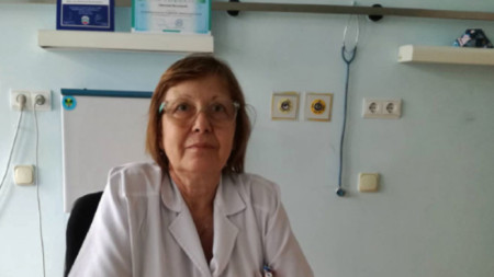 Dozentin Dr. Swetlana Welisarowa