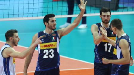 Италия детронира Сърбия и е на финал