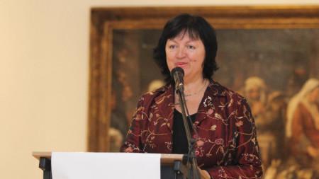 Председателят на СБЖ Снежана Тодорова