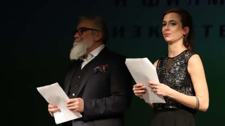 Актрисата Весела Бабинова е с една от главните роли във филма