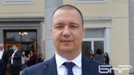 Радослав Милев, общински съветник от ДБ