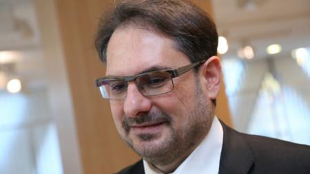 Daniel Smilov