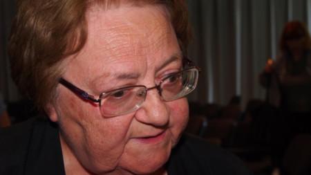 Prof. Radka Argirova