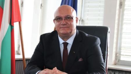 Д-р Цветан Ценков, кмет на Видин