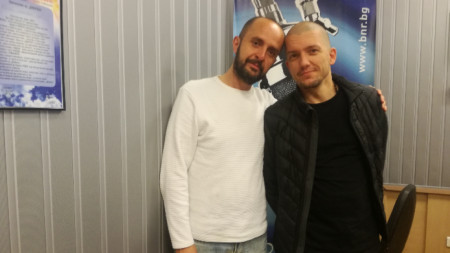 Димитър Касабов и Йордан Славейков