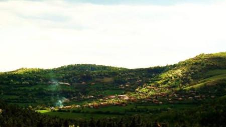 Ostra mogila köyü