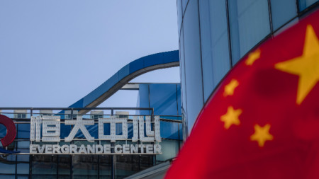 Evergrande Center в Шанхай